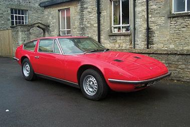 Lot 48-1971 Maserati Indy 4.2