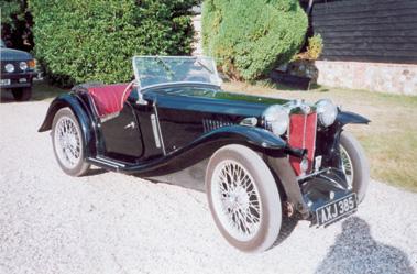Lot 31-1934 MG PA