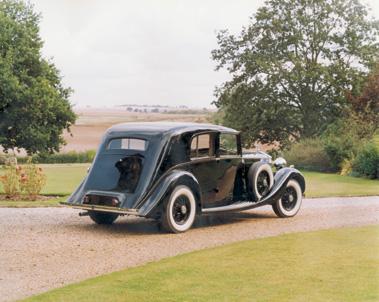 Lot 36-1937 Rolls-Royce Phantom III Saloon