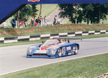 Lot 74-1988 Argo JM19C Group C2 Sportscar