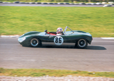 Lot 39-c1970 Crossle 9S Sports Racer