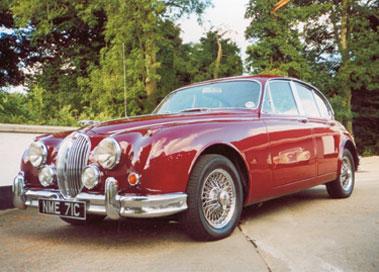 Lot 38-1965 Jaguar MK II 3.8 Litre