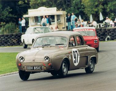 Lot 7-1965 Renault Dauphine Gordini Competition Car