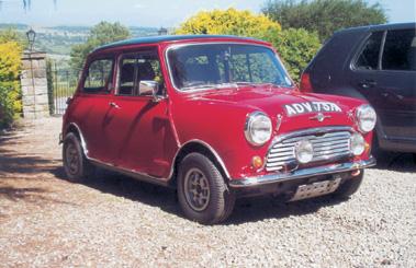 Lot 2-1963 Morris Mini Cooper