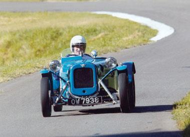 Lot 24-1935 Austin Seven Racing Special