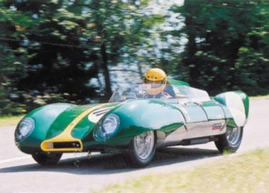 Lot 26-1956 Lotus XI Club