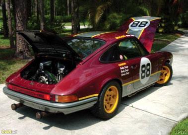 Lot 62-1970 Porsche 911 E