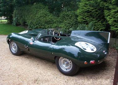 Lot 47-1973 Jaguar D-Type Evocation