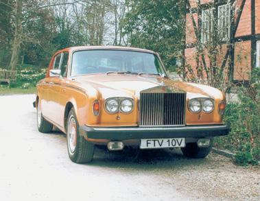 Lot 61-1979 Rolls-Royce Silver Shadow II