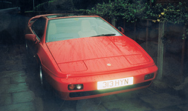 Lot 17-1990 Lotus Esprit