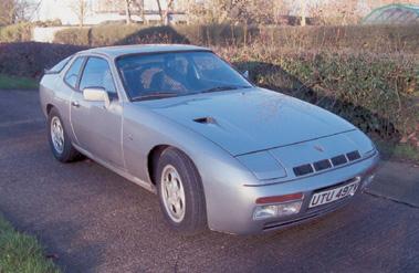 Lot 50-1980 Porsche 924 Turbo