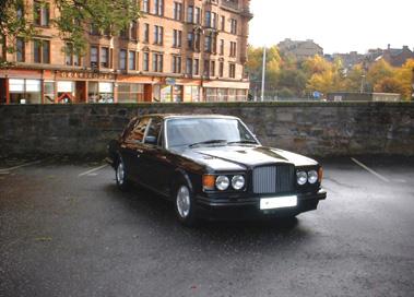 Lot 13-1994 Bentley Brooklands