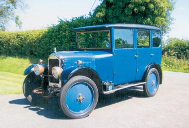 Lot 77-1929 Singer Junior Saloon