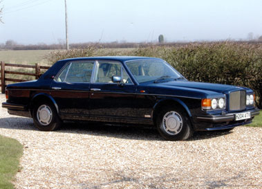 Lot 15-1991 Bentley Turbo R