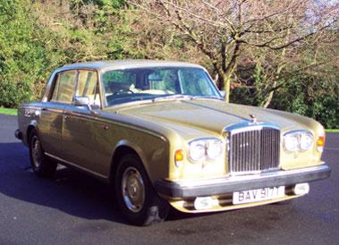 Lot 81-1979 Bentley T2