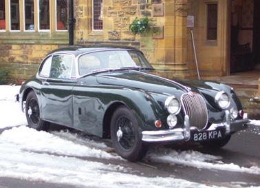 Lot 83-1959 Jaguar XK150 3.4 Litre Fixed Head Coupe