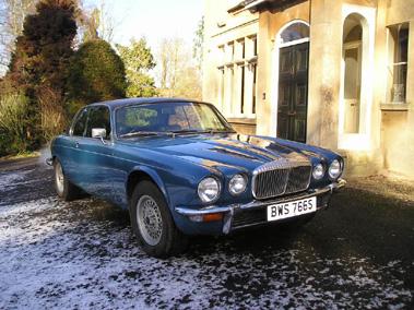 Lot 92-1978 Daimler Sovereign 4.2 Coupe