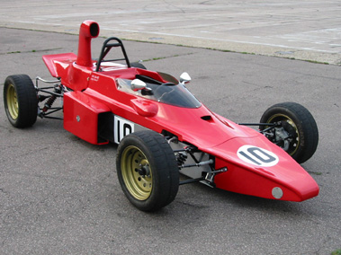 Lot 94-1973 Lola 1600 T340 Single Seater