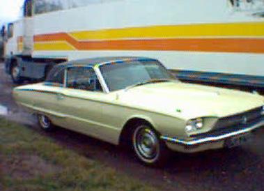 Lot 95-1966 Ford Thunderbird