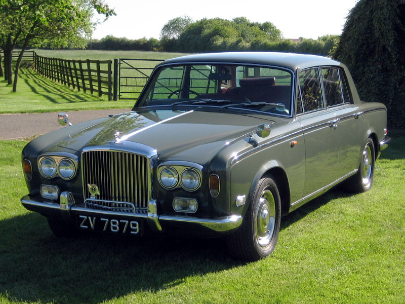 Lot 37-1975 Bentley T-Series