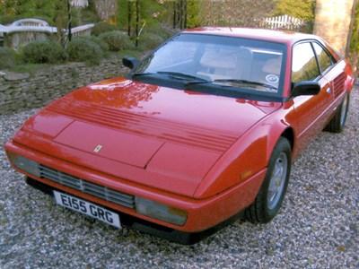 Lot 18-1988 Ferrari Mondial Quattrovalvole 3.2