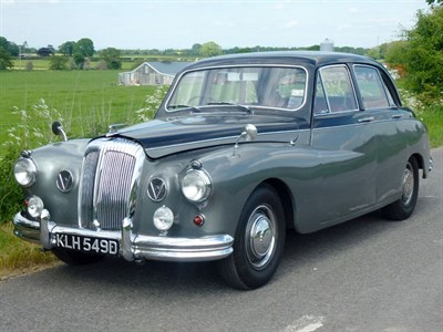 Lot 34-1966 Daimler Majestic Major