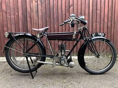 Lot 45 - c.1911 OK Junior