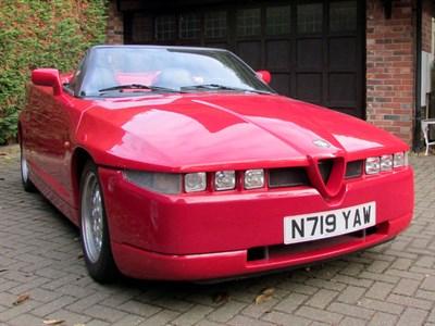 Lot 17-1993 Alfa Romeo RZ