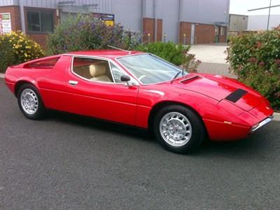Lot 44 - 1980 Maserati Merak SS