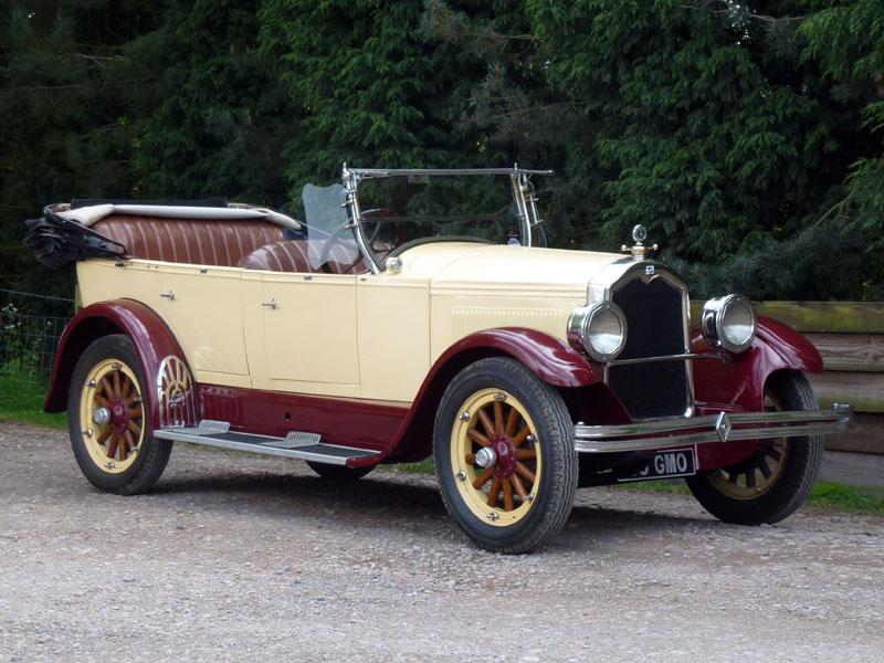 Lot 27-1926 Buick Standard Six Tourer