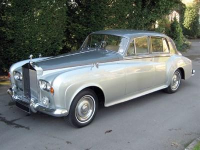Lot 56-1964 Rolls-Royce Silver Cloud III