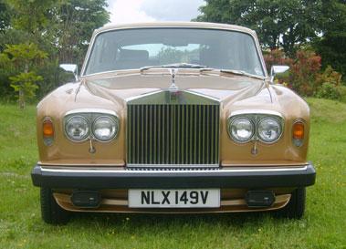 Lot 22-1980 Rolls-Royce Silver Shadow II