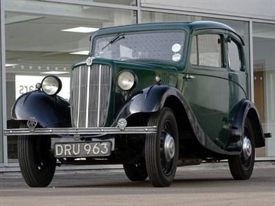 Lot 64-1938 Morris Eight Series II