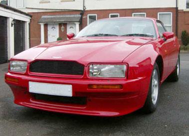 Lot 50-1992 Aston Martin Virage