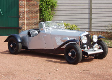 Lot 14-1948 Bentley MK VI Supercharged Special