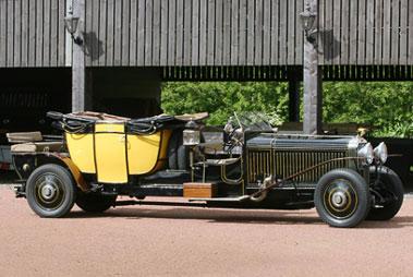 Lot 29-1926 Hispano-Suiza H6B Landaulet
