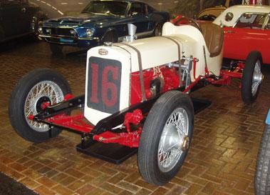 Lot 41-1924 Marmon Special Racecar Big 6
