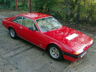 Lot 56-1977 Ferrari 400A