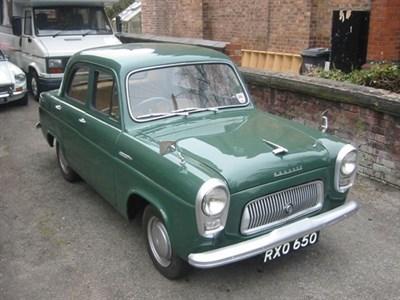 Lot 40 - 1955 Ford Prefect