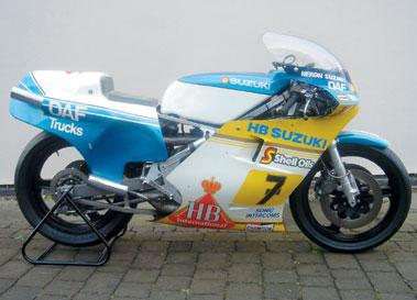 Lot 11-1983 Suzuki XR40