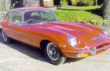 Lot 88-1970 Jaguar E-Type 4.2 2+2