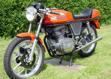 Lot 57-1975 MV Agusta 350 Sport