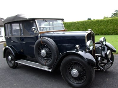 Lot 59-1931 Star Comet Tourer