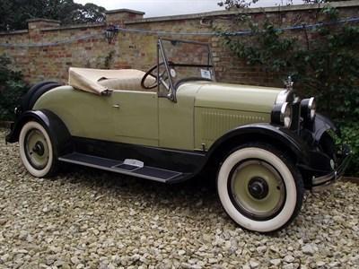 Lot 86 - 1925 REO T6 Golfer's Roadster