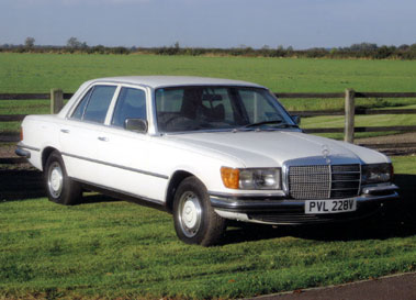 Lot 7-1979 Mercedes-Benz 350 SE
