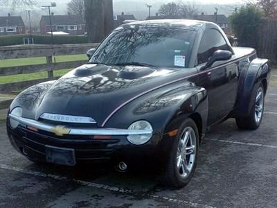 Lot 131-2004 Chevrolet SSR