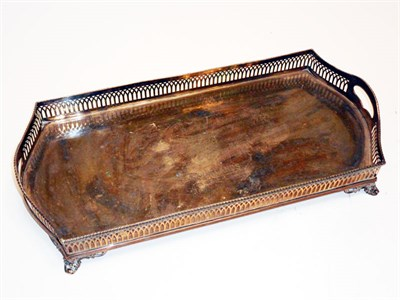 Lot 117-A Brooklands Drinks Tray, Dated '1932'