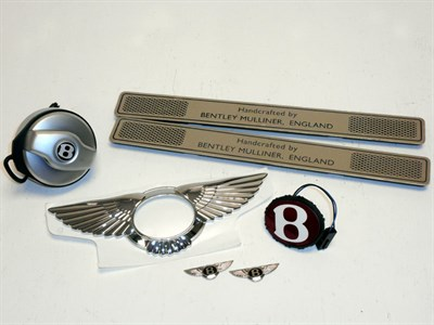 Lot 179-Bentley Ephemera
