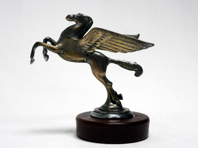 Lot 64-'Leaping Pegasus' Accessory Mascot