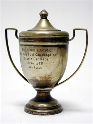 Lot 153-Surbiton Motor Club Brooklands Award